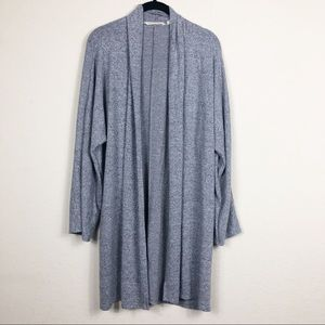 Soft Surroundings | Soft Gray duster | S/M